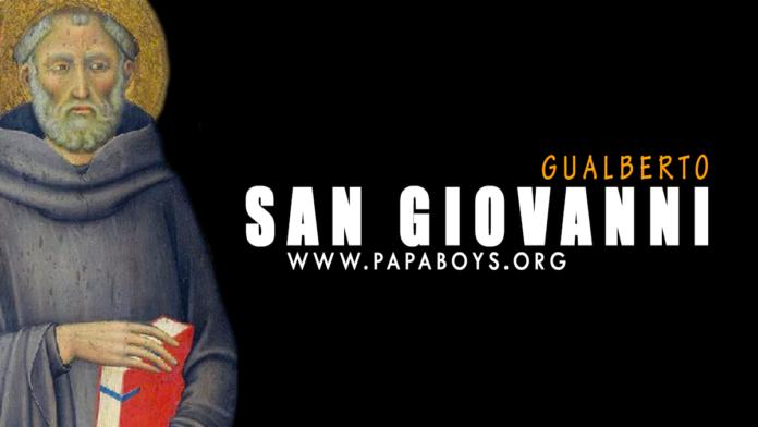 San Giovanni Gualberto