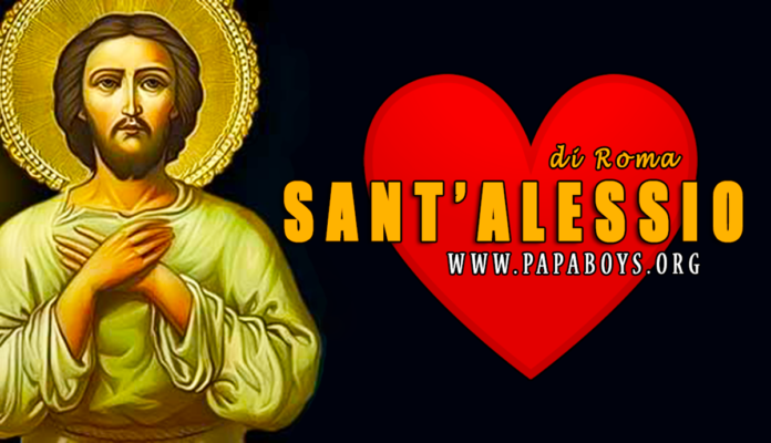 Sant'Alessio: vita e preghiera