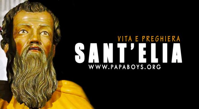 Sant'Elia, il profeta protettore contro i fulmini e i temporali