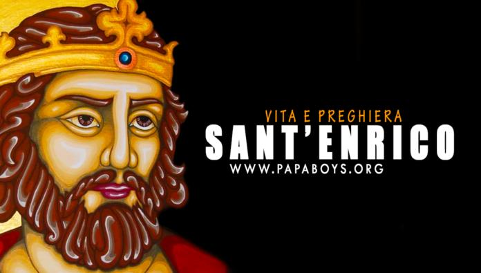Sant'Enrico II, l'imperatore che amava Cristo Gesù