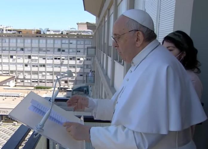 Papa Francesco Angelus Gemelli 11 luglio 2021