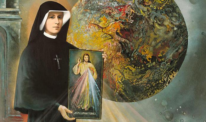 La Vergine Maria nella vita di Santa Faustina Kowalska