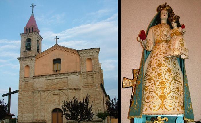 Madonna del Fuoco di Pescara: origini e tradizioni