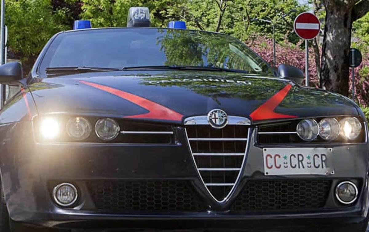Un carabiniere salva la vita ad un neonato di sei mesi