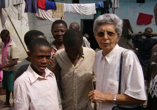 """Maria Negretto è morta ad 83 anni: è stata una """"santa"""""""