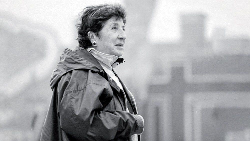 Carmen Hernández, iniziatrice dell'itinerario neocatecumenale insieme a Kiko Argüello