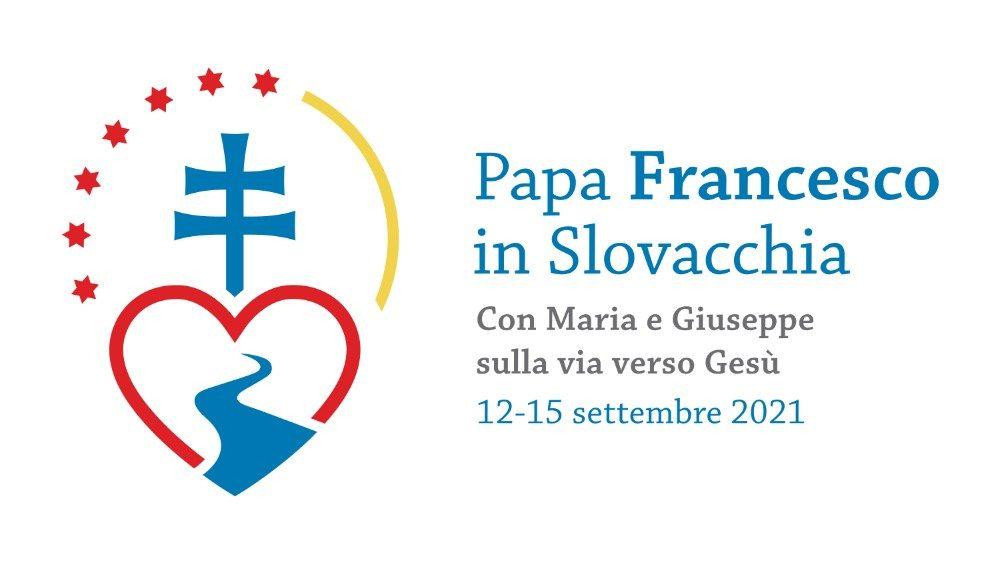 Il logo del viaggio del Papa