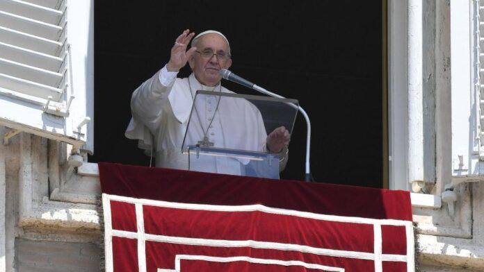 Papa Francesco Angelus 18 luglio 2021