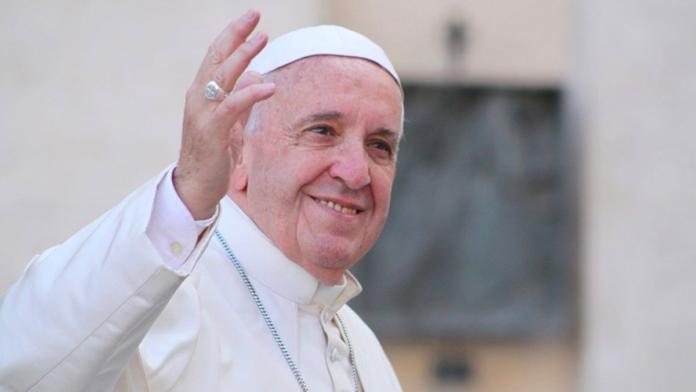 Il nuovo tweet di Papa Francesco sull'account @Pontifex