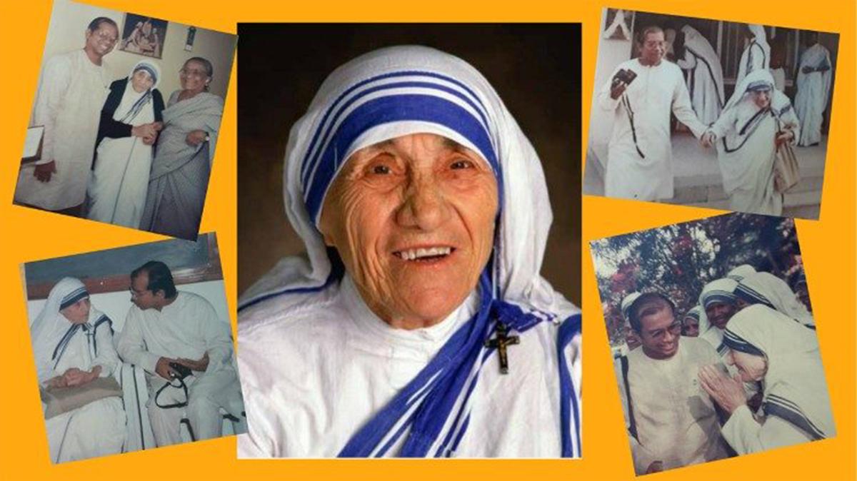 Un nuovo giorno in compagnia di Madre Teresa