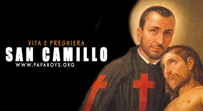San Camillo de Lellis: vita, devozione e preghiera