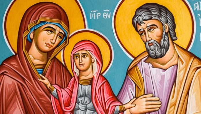 Santi Anna e Gioacchino: la festa del 26 Luglio