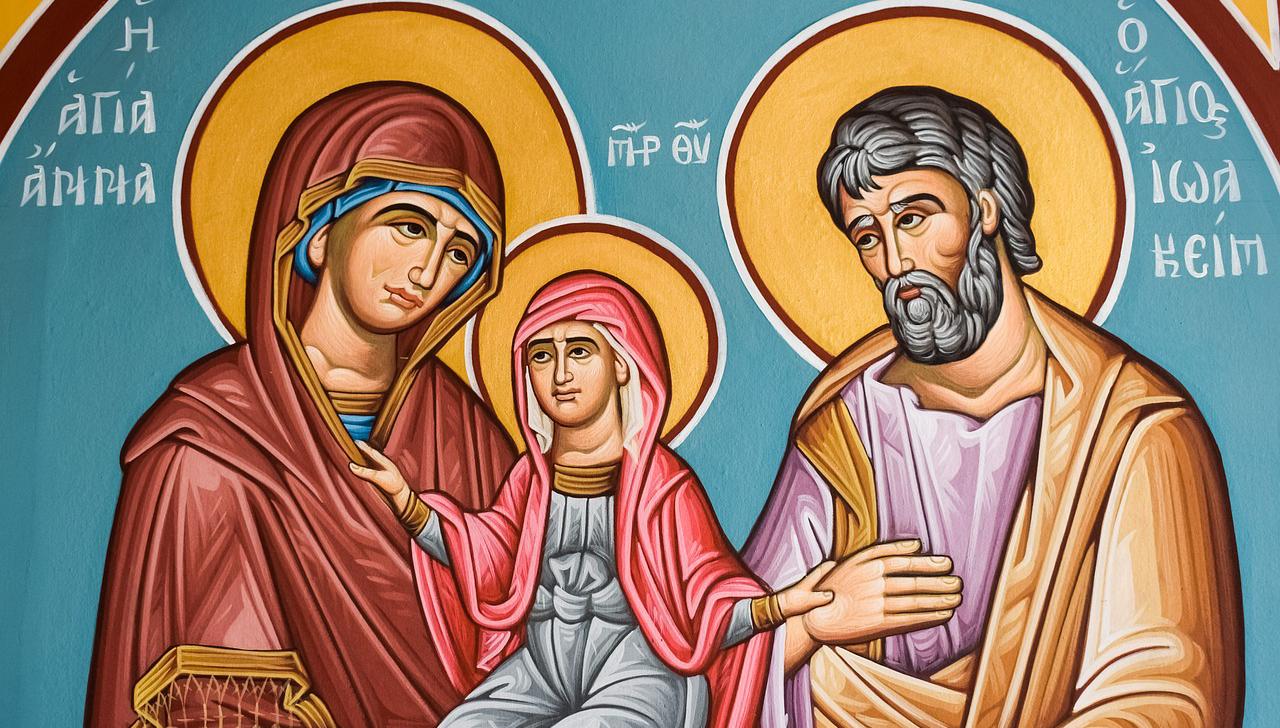 Preghiera a Sant'Anna