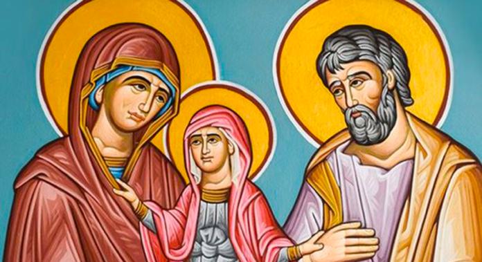 Novena ai Santi Gioacchino e Anna: preghiamo per i nostri figli, oggi, 25 luglio, è il 9° e ultimo giorno
