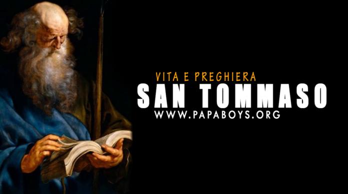 San Tommaso, apostolo