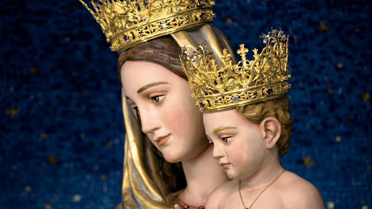 Novena alla Madonna della Neve - Madonna della Neve - Santuario YouTube