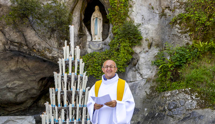 Preghiera alla Madonna di Lourdes per chiedere una grazia
