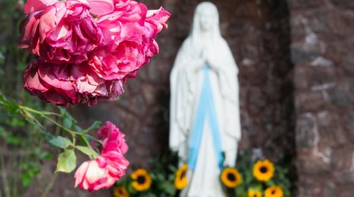 Preghiera alla Madonna dell'Orto