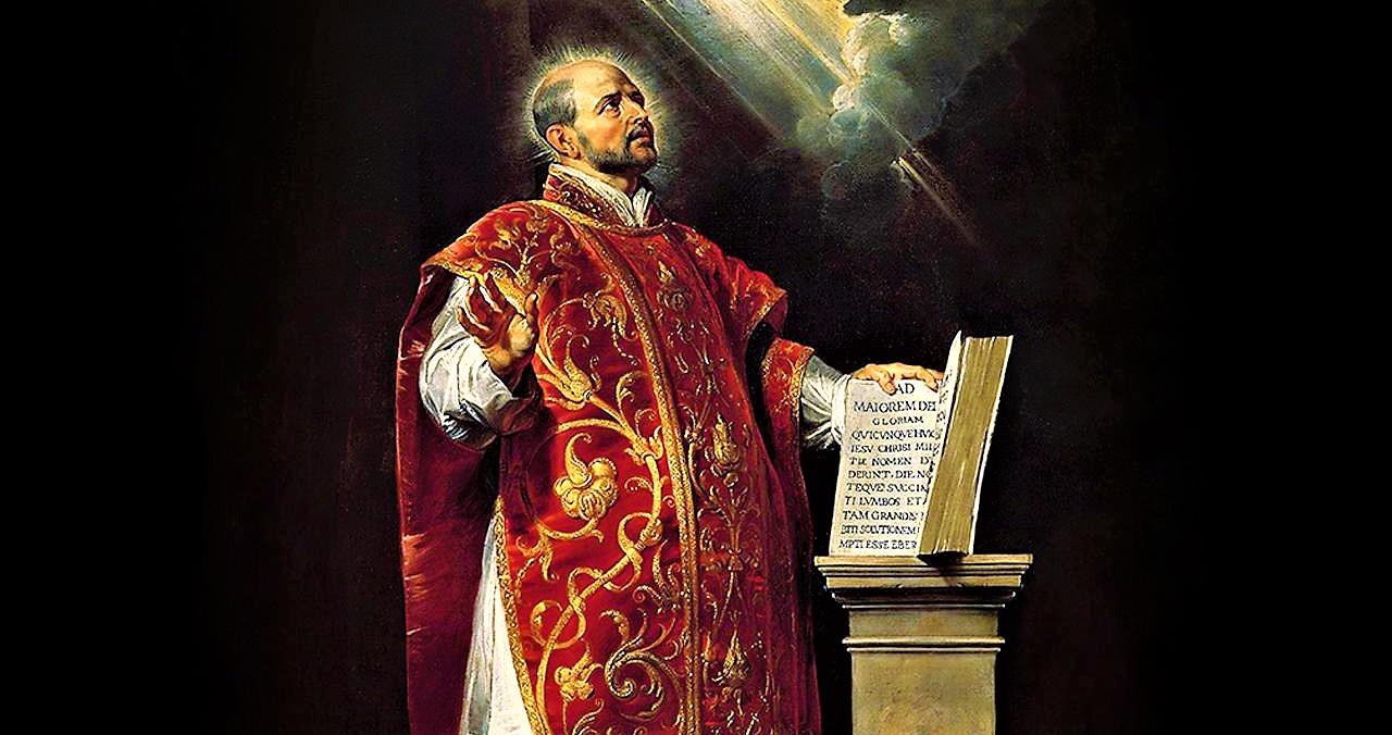 Sant'Ignazio di Loyola: storia e preghiera