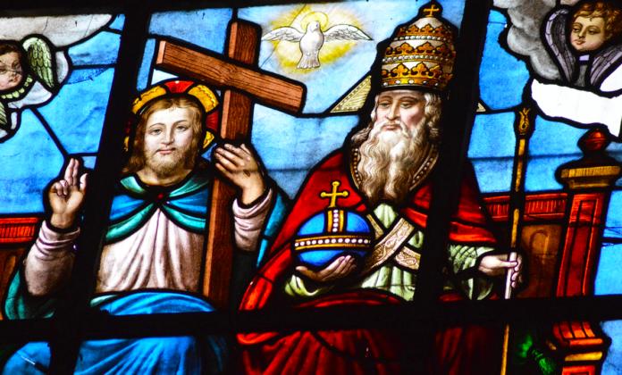 Supplica alla Santissima Trinità