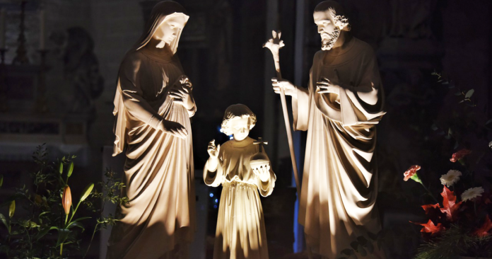 Novena ai santi Gioacchino e Anna