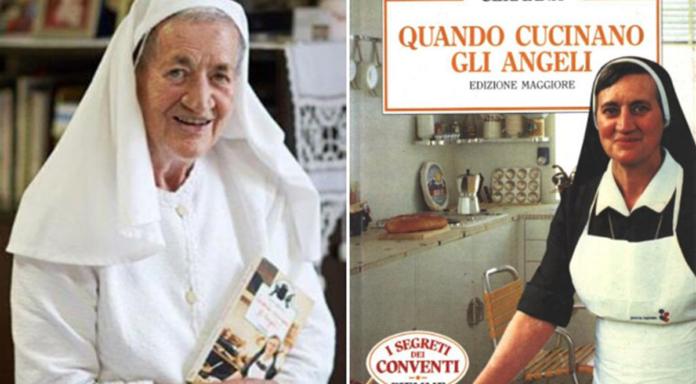 Suor Germana, conosciuta da tutti per le sue ricette, avrebbe compiuto oggi 83 anni. Ora ci guarda dal Cielo!