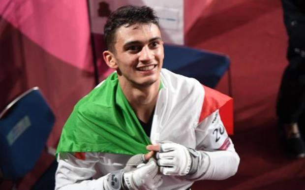 Vito medaglia oro (foto Gazzetta.it)