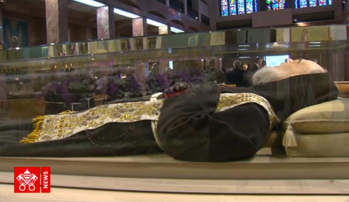 Padre Pio da Pietrelcina e la guarigione dell'uomo ateo