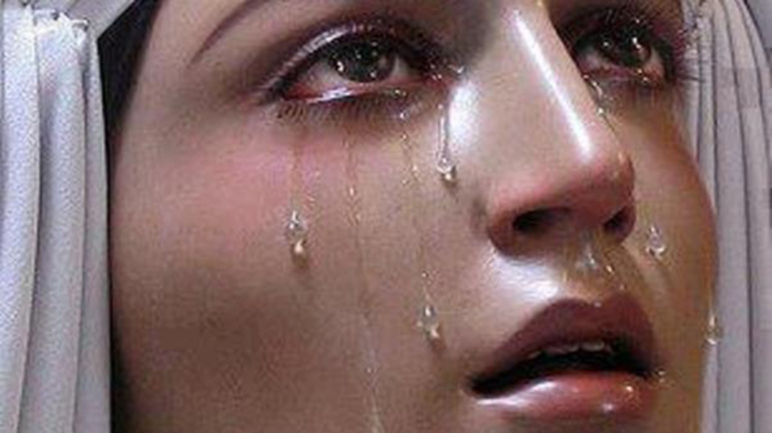 Novena alla Madonna delle Lacrime di Siracusa