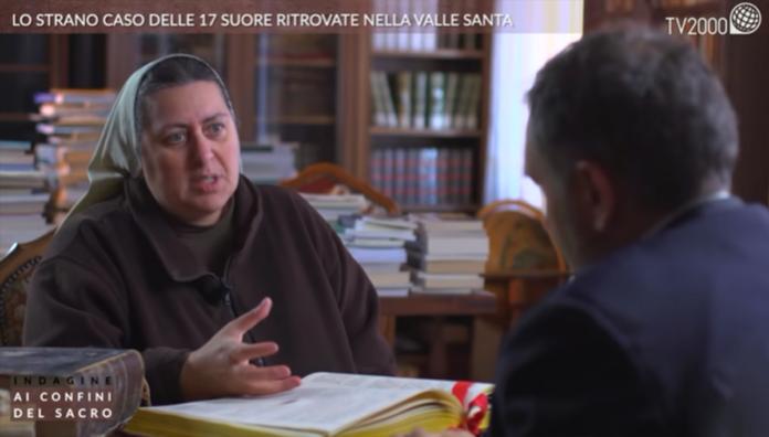 Lo strano caso delle 17 suore ritrovate nella Valle Santa