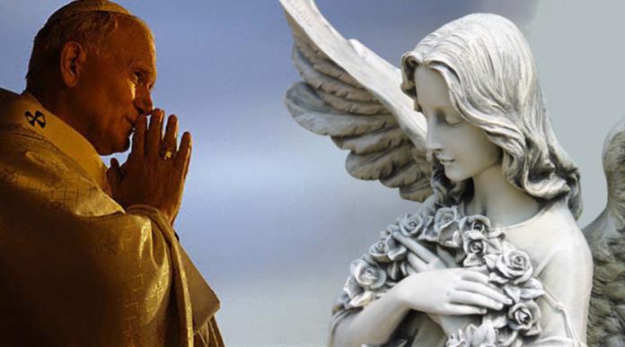 Giovanni Paolo II e gli Angeli: frasi e preghiera