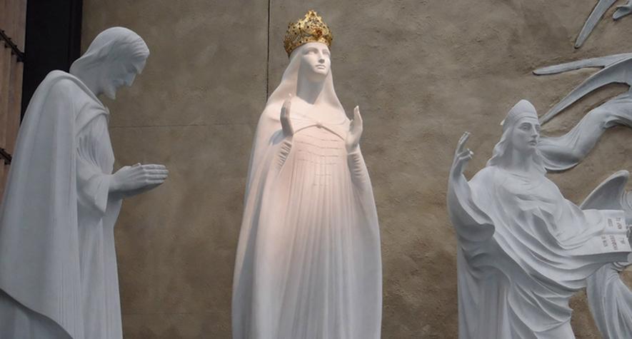 Preghiera alla Madonna di Knock