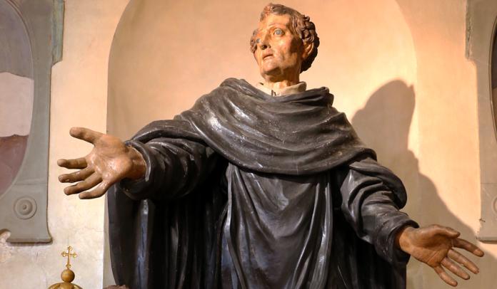 San Filippo Benizi: il sacerdote amico degli angeli