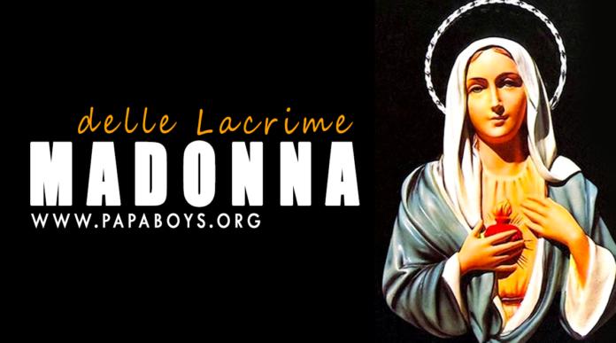 Madonna delle Lacrime di Siracusa: storia e preghiera