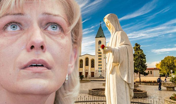 La Madonna di Medjugorje ci ha messo a nudo