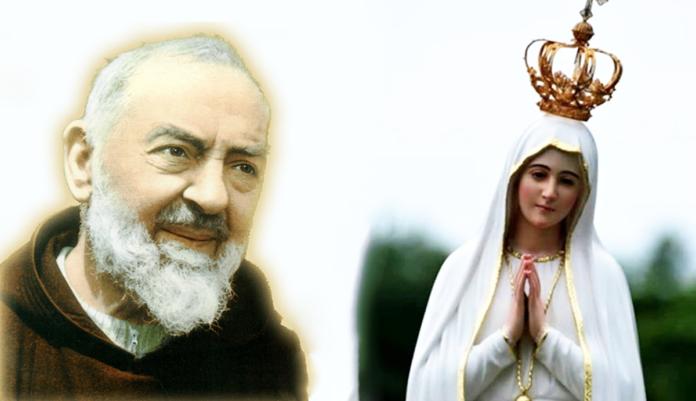 Un nuovo giorno con Padre Pio nel cuore