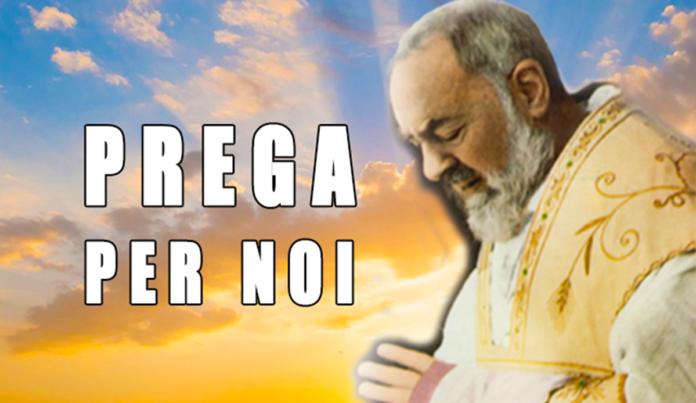 La bellissima preghiera per invocare Padre Pio