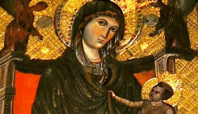 Madonna di Montevergine (Principe88 - it.wikipedia.org)