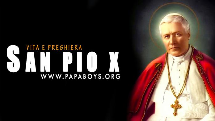 San Pio X (Giuseppe Sarto), Papa: vita e preghiera