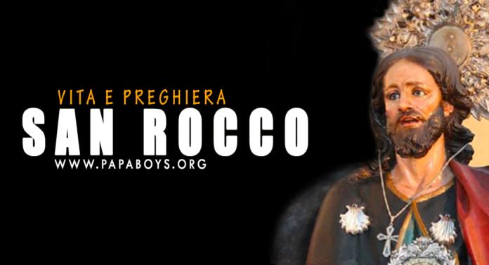 San Rocco, il santo pellegrino invocato contro la peste