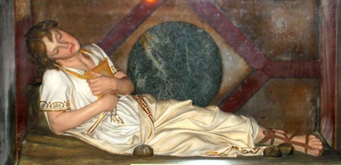 San Tarcisio, il giovane che è morto per Gesù