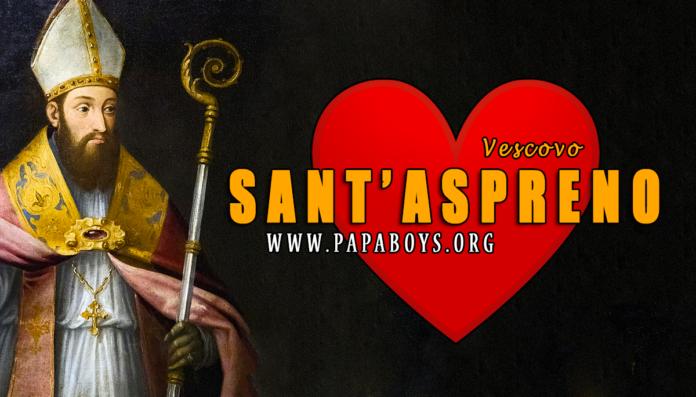 Sant'Aspreno, vescovo napoletano: vita e preghiera