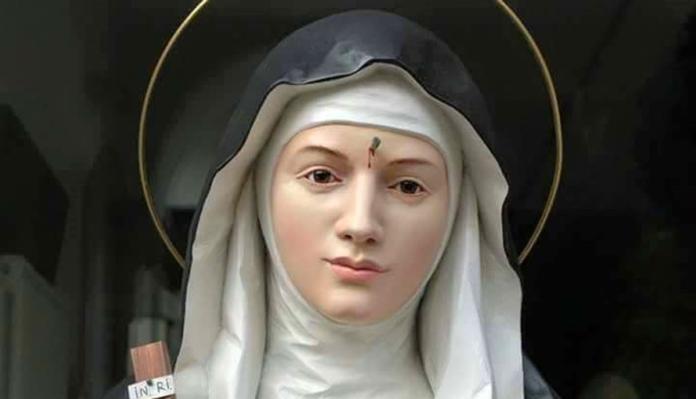 Supplica a Santa Rita da Cascia per ottenere grazie