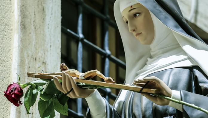 Supplica a Santa Rita da Cascia