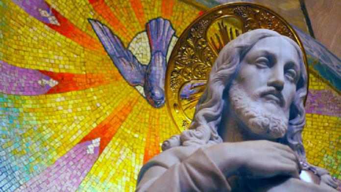 Preghiera allo Spirito Santo per affidare la settimana