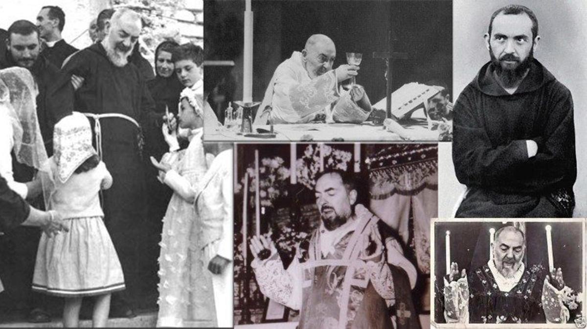 La rubrica giornaliera dedicata a Padre Pio