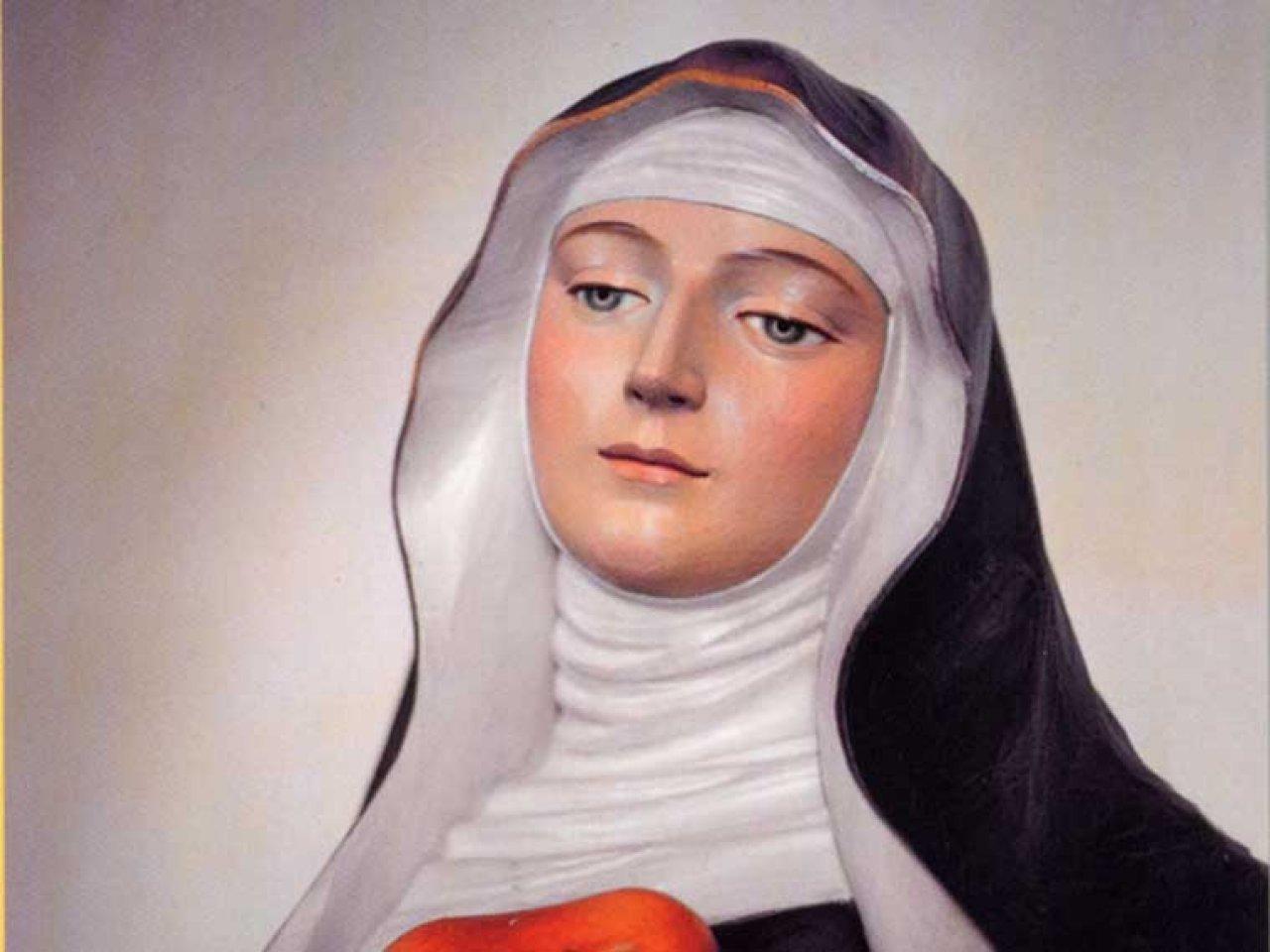 Santa Chiara della Croce: vita e preghiera