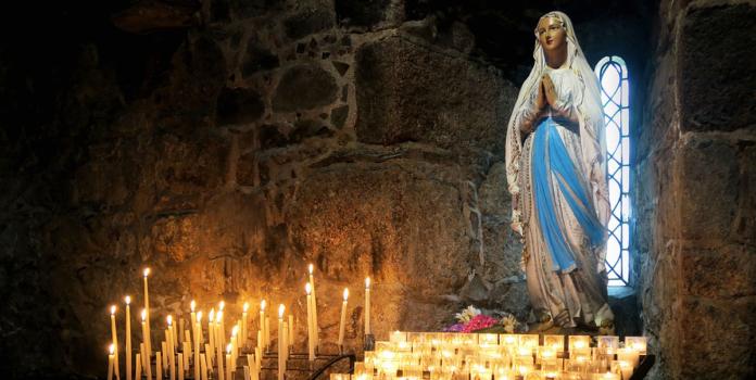 Preghiera alla Madonna della Misericordia