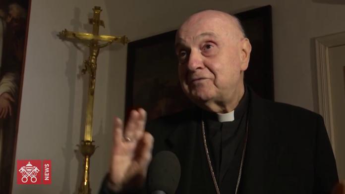 Il cardinale Comastri ci parla dell'Apocalisse