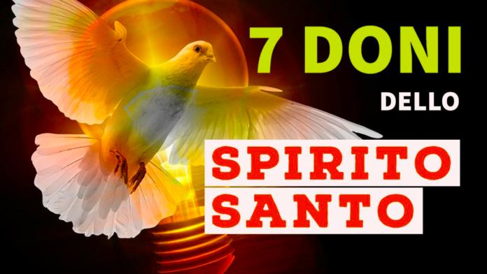 I 7 doni dello Spirito Santo